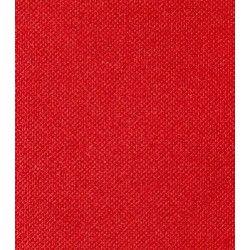 Serviettes jetables ouate gaufrées rouge 38x38 cm Déco festive SPU23838RG