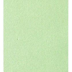 Serviettes jetables ouate gaufrées vert anis 38 x 38 cm Déco festive SPU23838VA