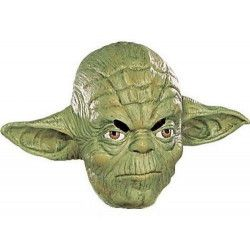 Accessoires de fête, Masque maître Yoda™ en latex, ST-2512, 22,50€
