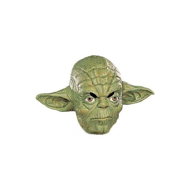 Masque maître Yoda™ en latex Accessoires de fête ST-2512