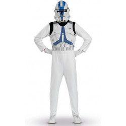 Déguisement en kit Clone Trooper™ garçon 7-9 ans Déguisements ST-5261