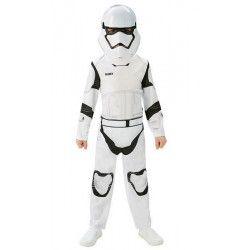 Déguisement classique Storm Trooper Star Wars VII™ garçon 7-9 ans Déguisements ST-620267L