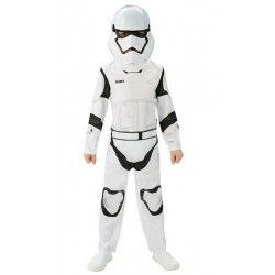Déguisements, Déguisement classique Storm Trooper Star Wars VII™ garçon 5-6 ans, ST-620267M, 22,90€