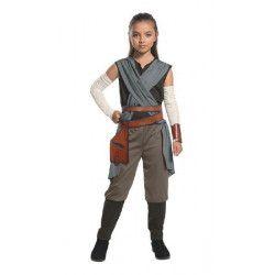 Déguisements, Déguisement Rey Starwars VIII™ fille 5-6 ans, ST-640105M, 29,90€