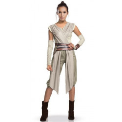 Déguisement Luxe Rey Star Wars VII™ femme taille S Déguisements ST-810668S