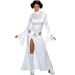 Déguisements, Déguisement princesse Leia™ femme taille XS, ST-888610XS, 49,90€