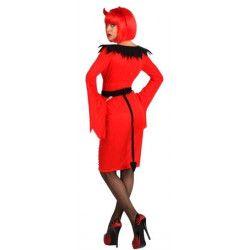 Déguisement de diablesse sexy femme taille M-L Déguisements 14861