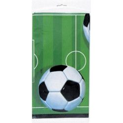Nappe en plastique foot Déco festive U27303