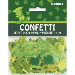 Confettis de table Saint Patrick Déco festive U47919