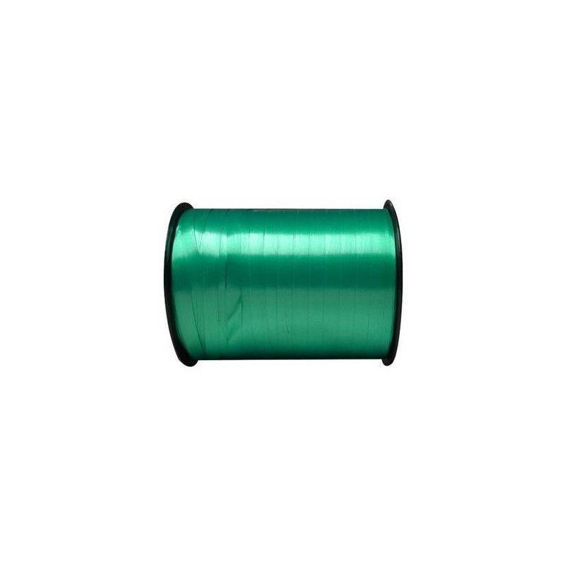 Rouleau de bolduc émeraude Déco festive U48624