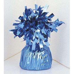 Poids pour ballon hélium bleu clair 180 g environ Déco festive U4945