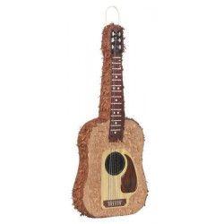 Pinata guitare à casser Déco festive U66020