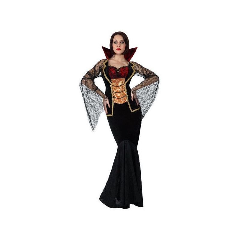 cac52731489a2 Déguisement Vampire femme taille XL