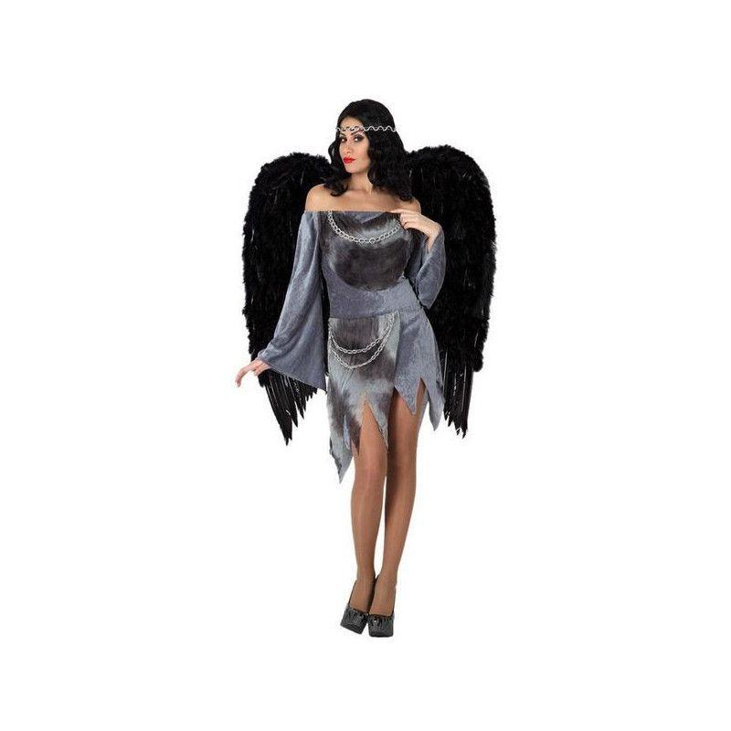 Déguisement ange noir sexy femme taille XL Déguisements 14939