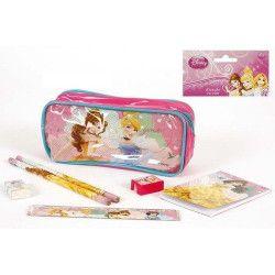 Jouets et kermesse, Trousse scolaire avec accessoires Princess, WA2052928, 4,90€