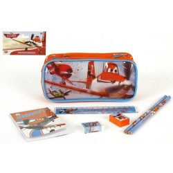 Jouets et kermesse, Trousse scolaire avec accessoires Planes, WA2052929, 4,90€