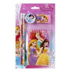 Set écolier 5 pièces Princess Jouets et kermesse WA2055087