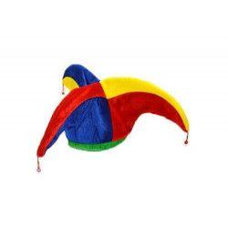 Chapeau arlequin carnaval Accessoires de fête 15064