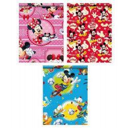 Déco festive, Rouleau papier cadeau Mickey/Minnie™, LPC12990, 1,90€