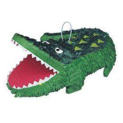 Pinata alligator à casser Déco festive U6611