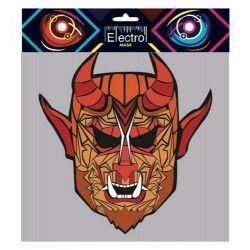 Accessoires de fête, Masque electro Diable halloween, MAS-E10, 29,90€
