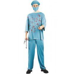 Déguisement chirurgien sanglant Déguisements 87289590