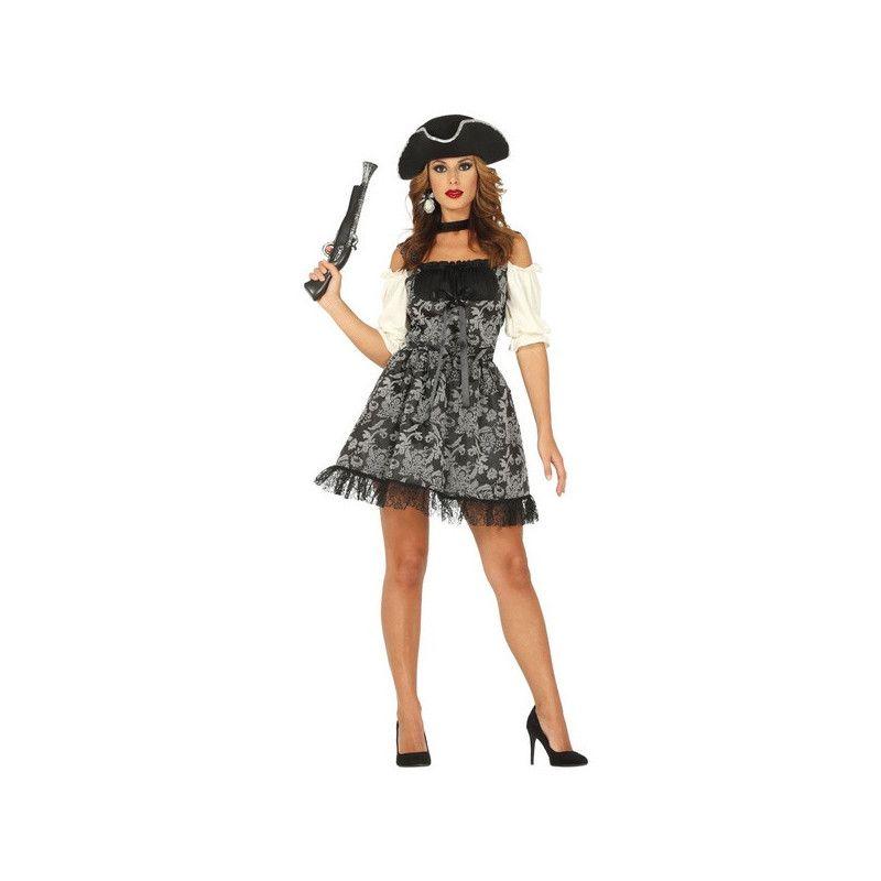 Taille L Femme Femme Déguisement Pirate Pirate Déguisement rxhdoQtsCB