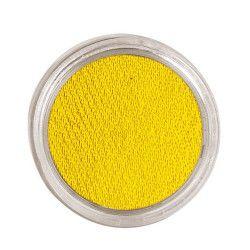 Maquillage à l'eau jaune 15 grammes Accessoires de fête 15575