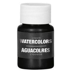 Accessoires de fête, Flacon maquillage à l'eau noir 28 ml, 15726, 3,90€