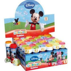 Jouets et kermesse, Lot de 36 bulles de savon Mickey, 450100, 15,12€