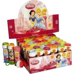 Lot de 36 bulles de savon princesse 60 ml Jouets et articles kermesse 450103