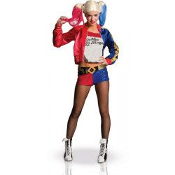 Déguisement luxe Harley Quinn Suicide Squad™ femme taille S Déguisements I-820118S