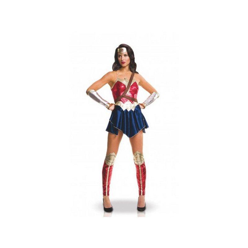 Déguisement Wonder Woman Justice League™ femme taille S Déguisements I-820953S
