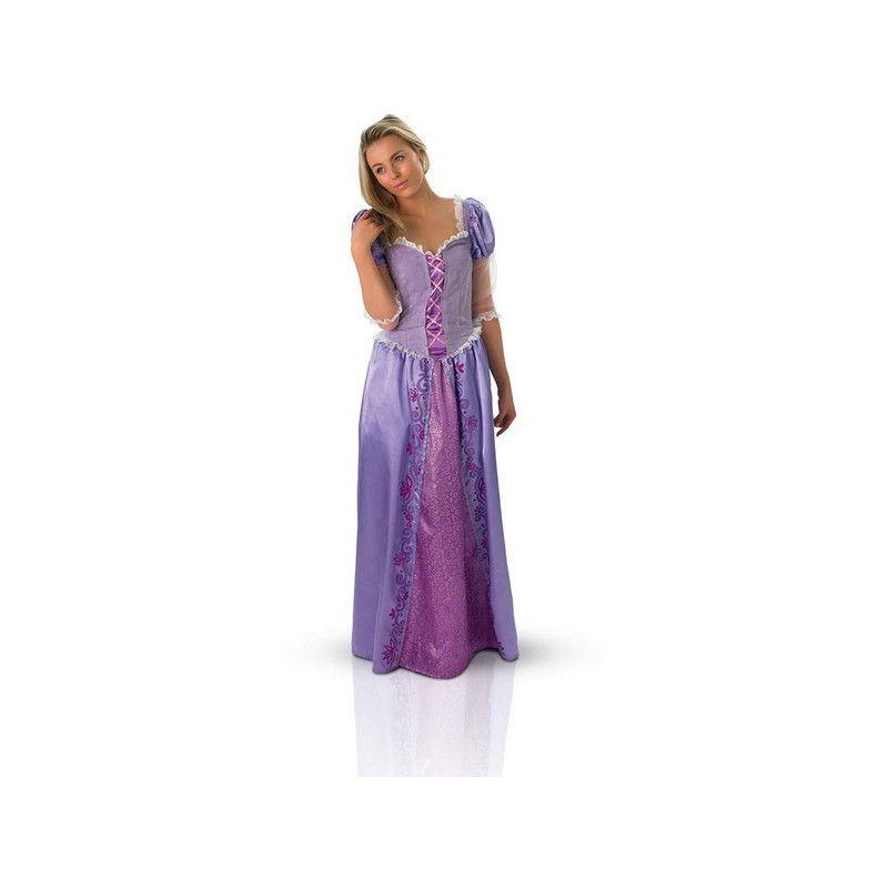 Déguisement Raiponce™ Disney femme taille S Déguisements I-887193S