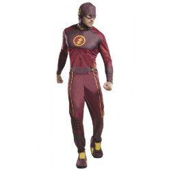 Déguisement classique The Flash™ homme taille XL Déguisements I-810395XL