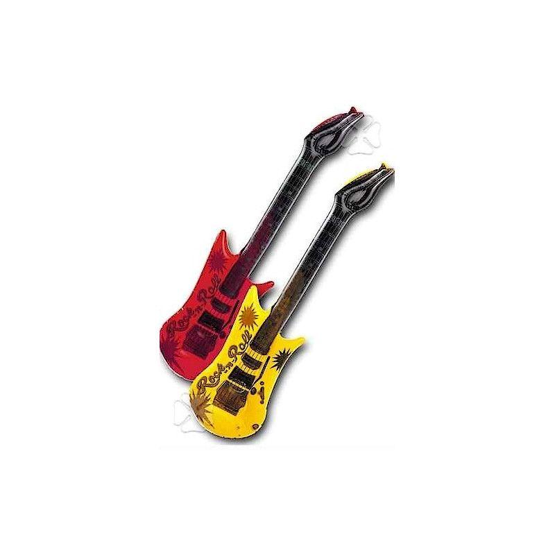 Guitare gonflable Jouets et articles kermesse 6386