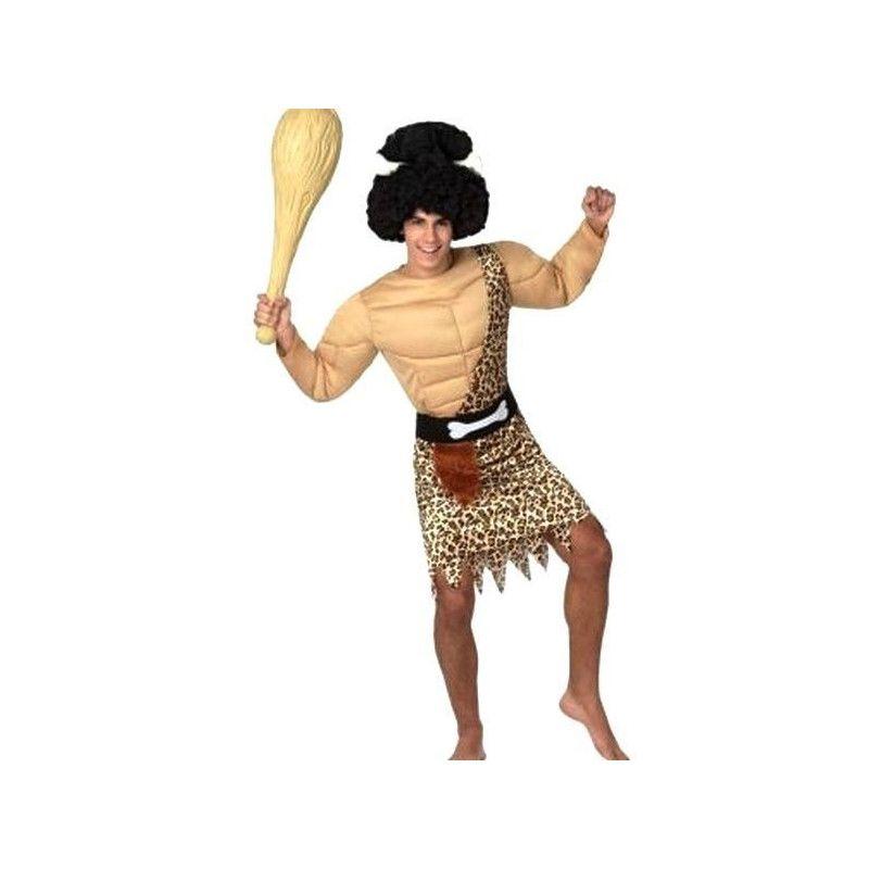 Déguisement homme des cavernes musclé adulte taille M-L Déguisements 15318