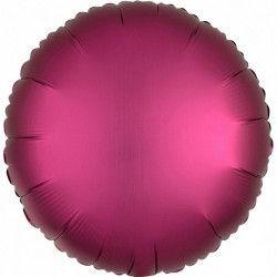Déco festive, Ballon métallisé Satin Luxe Grenade rond 43 cm, 3682701, 2,40€