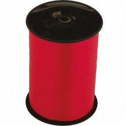 Déco festive, Bolduc rouge 5 mm x 500 m, CR1013, 3,90€