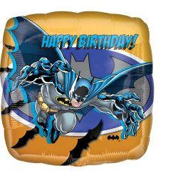 Ballon aluminium anniversaire Batman et Joker™ 43 cm Déco festive 17752 01