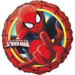 Déco festive, Ballon hélium Ultimate Spiderman ™, 2635001, 2,90€