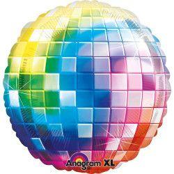 Ballon jumbo Disco Fever 70's 81 cm Déco festive 2746301