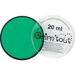 Accessoires de fête, Fard maquillage Vert Pré galet 20 ml, GT41203, 6,95€