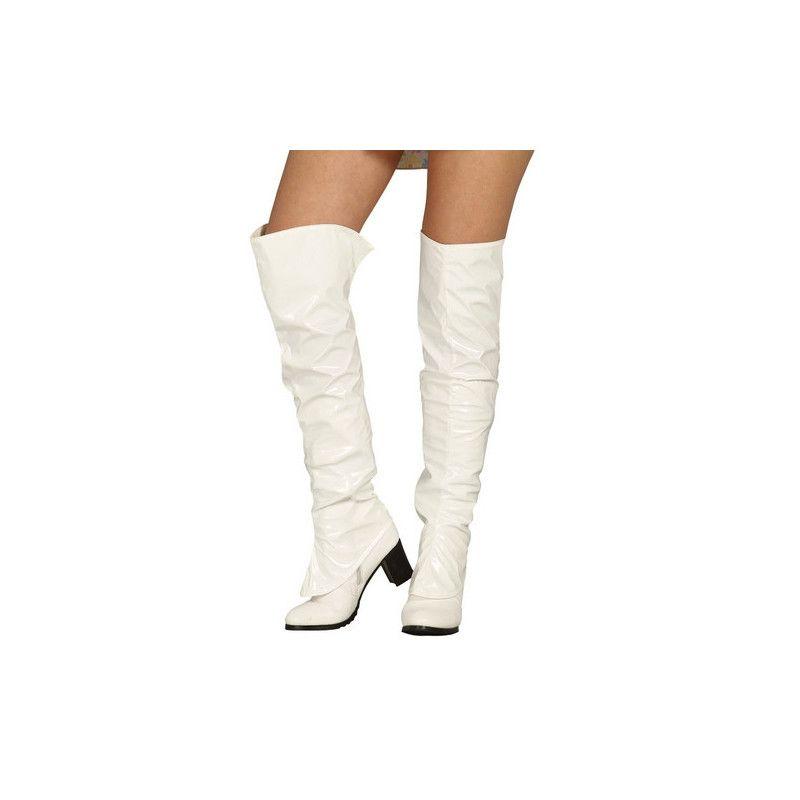 Surbottes blanches Accessoires de fête 18478