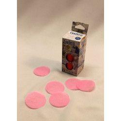 Confettis de scène rond 100G rose Déco festive 22609RO