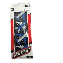 Jouets et kermesse, Mini avion de ligne x 3 jouet kermesse, 6555, 1,15€