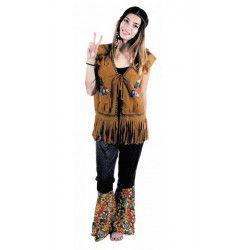 Gilet hippie mixte Déguisements 865148