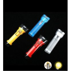 Jouets et kermesse, Lot 24 lampes torche magnétiques 12.5 cm, 18125-LOT, 1,00€