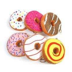 Peluche Donut 15 cm Jouets et kermesse 78471