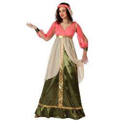 Déguisements, Déguisement médiéval femme taille XL, 15418, 34,90€